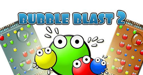 bubble blast 2