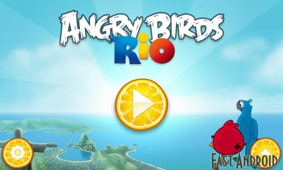 Angry Birds в Риме