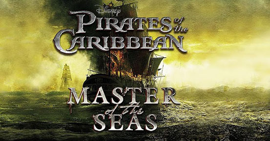 pirates caribbean master seas