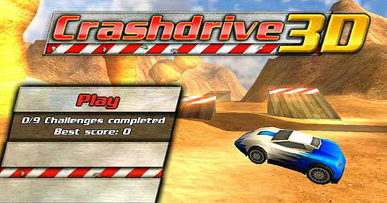 Crash Drive 3D