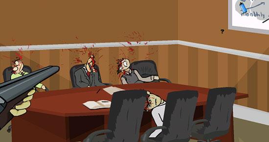 Kill Office Jerk