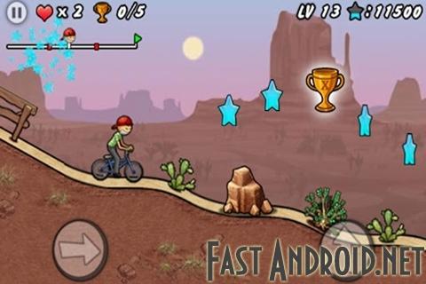BMX boy для ОС Андроид