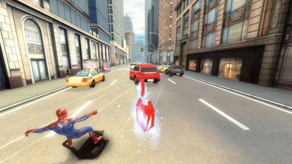 Игра The Amazing Spider Man