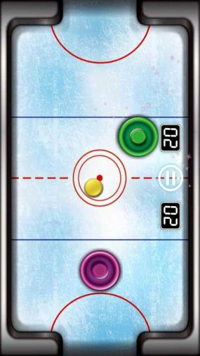 Аркада Air Hockey