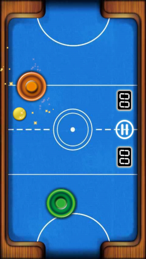 Игра Air Hockey