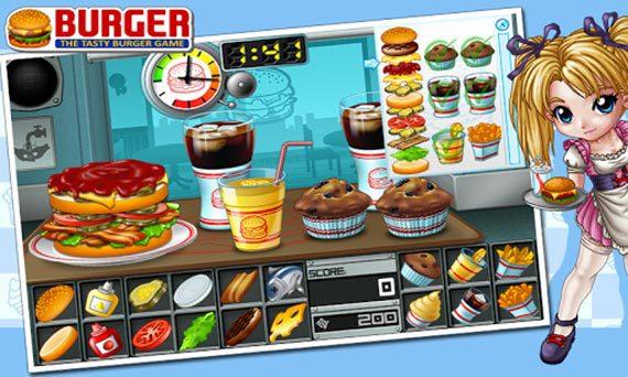 Burger на Андроид