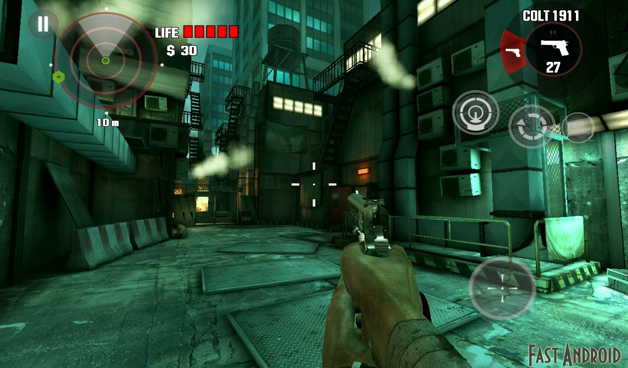 Dead Trigger 2 для Android - YouTube