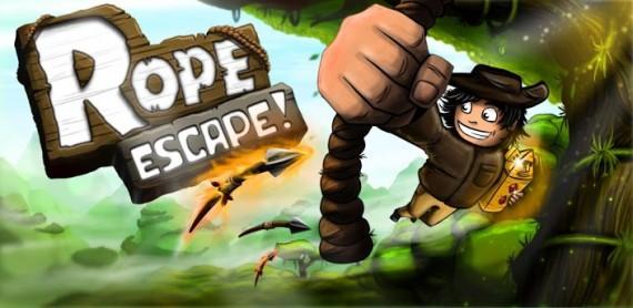 Заставка Rope Escape