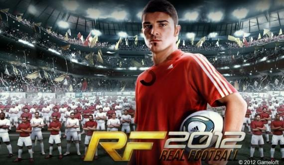 Симулятор Real Football 2012