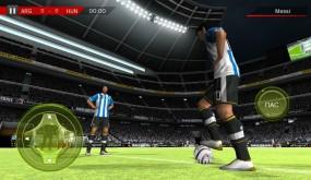 Центр поля Real Football 2012