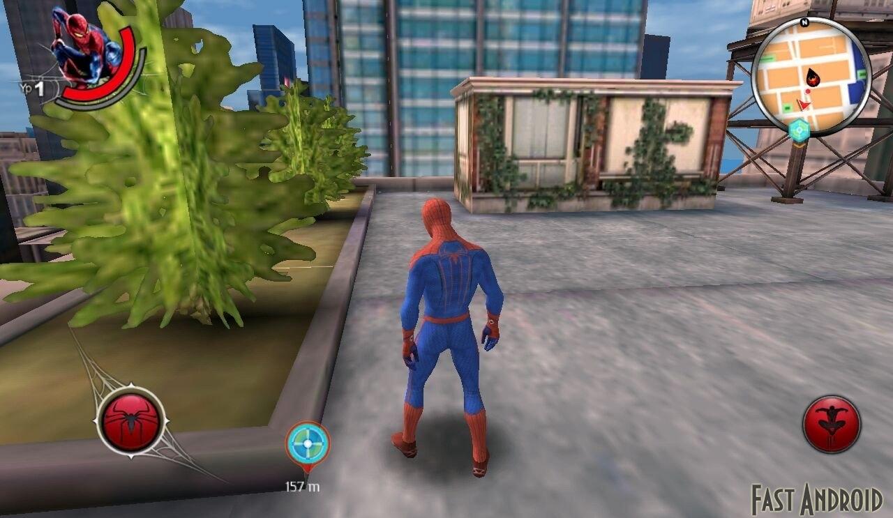 Spider-Man - серия игр. Игры ... - Gamer-Info.com