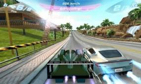 Asphalt 6 Adrenaline для Android