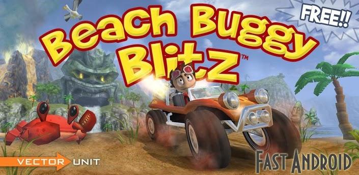 Заставка Beach Buggy Blitz