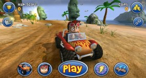 Гонки Beach Buggy Blitz