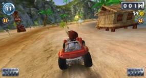 Гоночная игра Beach Buggy Blitz