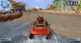 Игра Beach Buggy Blitz