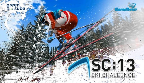 Игра Ski Challenge 13