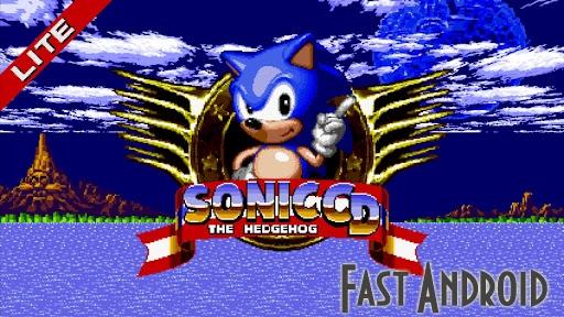 Игра Sonic CD