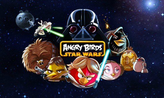Птички Angry Birds Star Wars