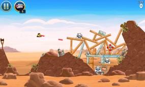 Аркада Angry Birds Star Wars