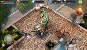 Dungeon Hunter 3 уничтожьте всех врагов