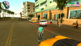 Игра Grand Theft Auto Vice City