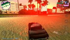 Всеми известная игра Grand Theft Auto Vice City