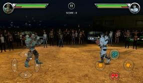 Бои между роботами Real Steel HD