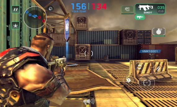 SHADOWGUN DeadZone for Android