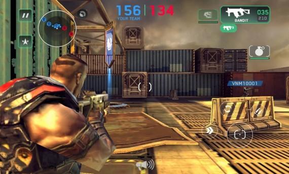 SHADOWGUN DeadZone для Android