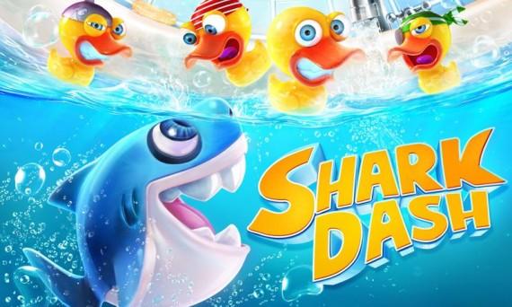 Игра Shark Dash