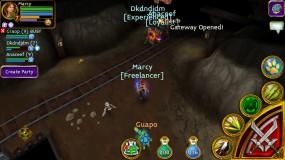 Бои против игроков в Arcane Legends