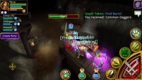 Arcane Legends сражайтесь с игроками со всего мира