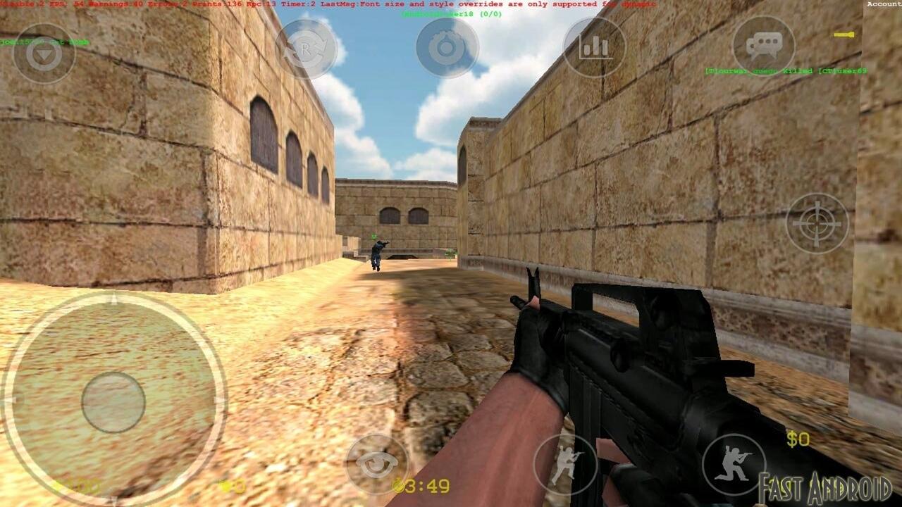 Скачать Игру Counter-Strike Для Андроид - …