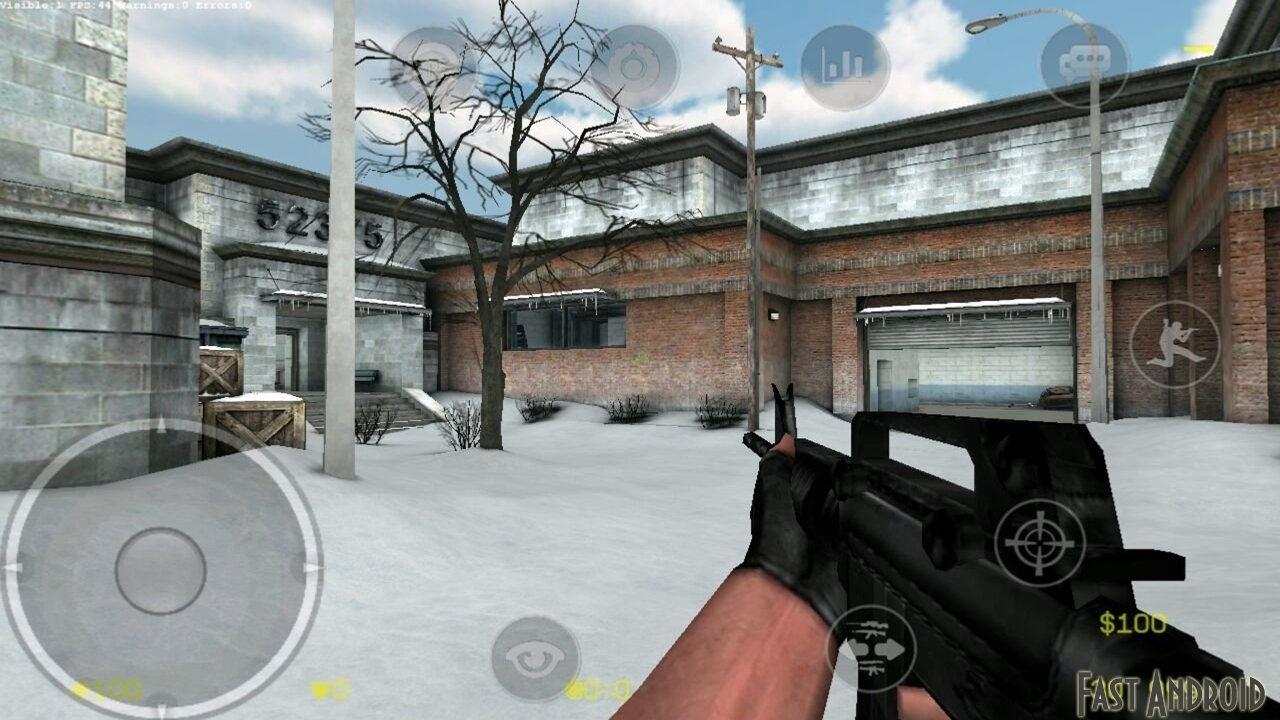 Скачать Critical Strike Portable Android