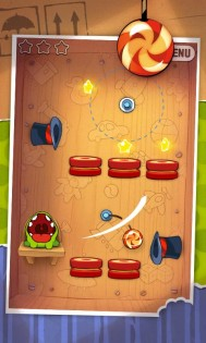 Головоломка Cut the Rope