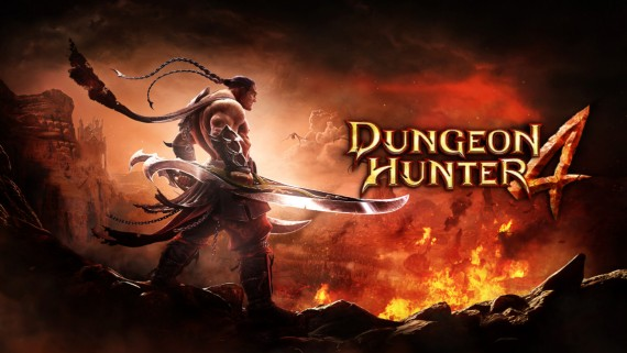 Игра Dungeon Hunter 4