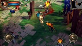 Dungeon Hunter 4 одержите победу над черной стороной