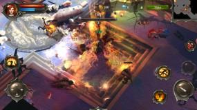 Dungeon Hunter 4 вступайте в бой