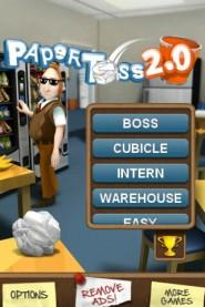Paper Toss 2.0 проверьте свою меткость