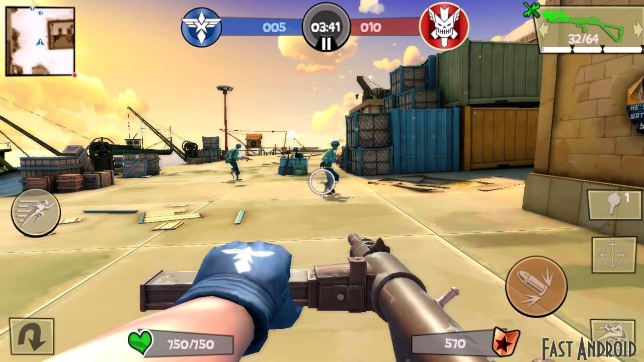 Blitz Brigade Hack Android - video dailymotion