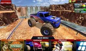 Игра Offroad Legends