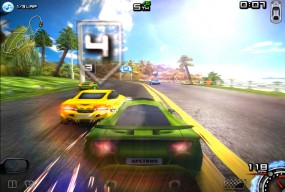Race Illegal: High Speed 3D на андроид