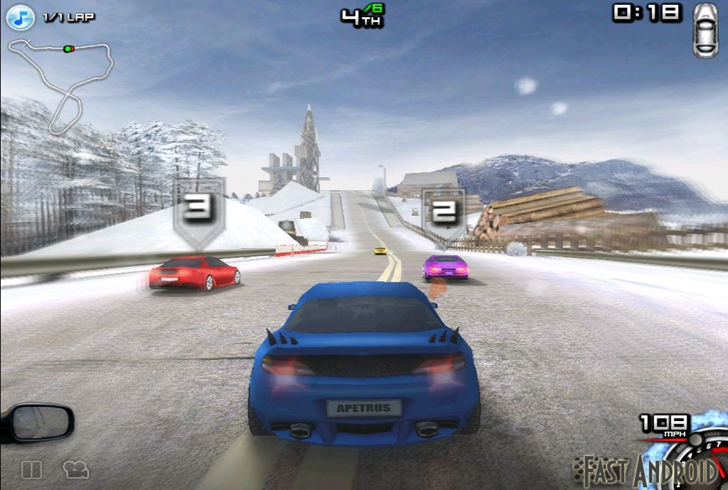 Race illegal apk mod android