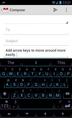 Приложение SwiftKey Keyboard