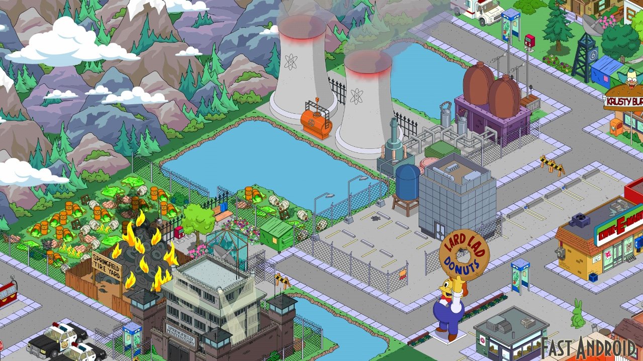 The Simpsons: Tapped Out Android » Скачать игры …