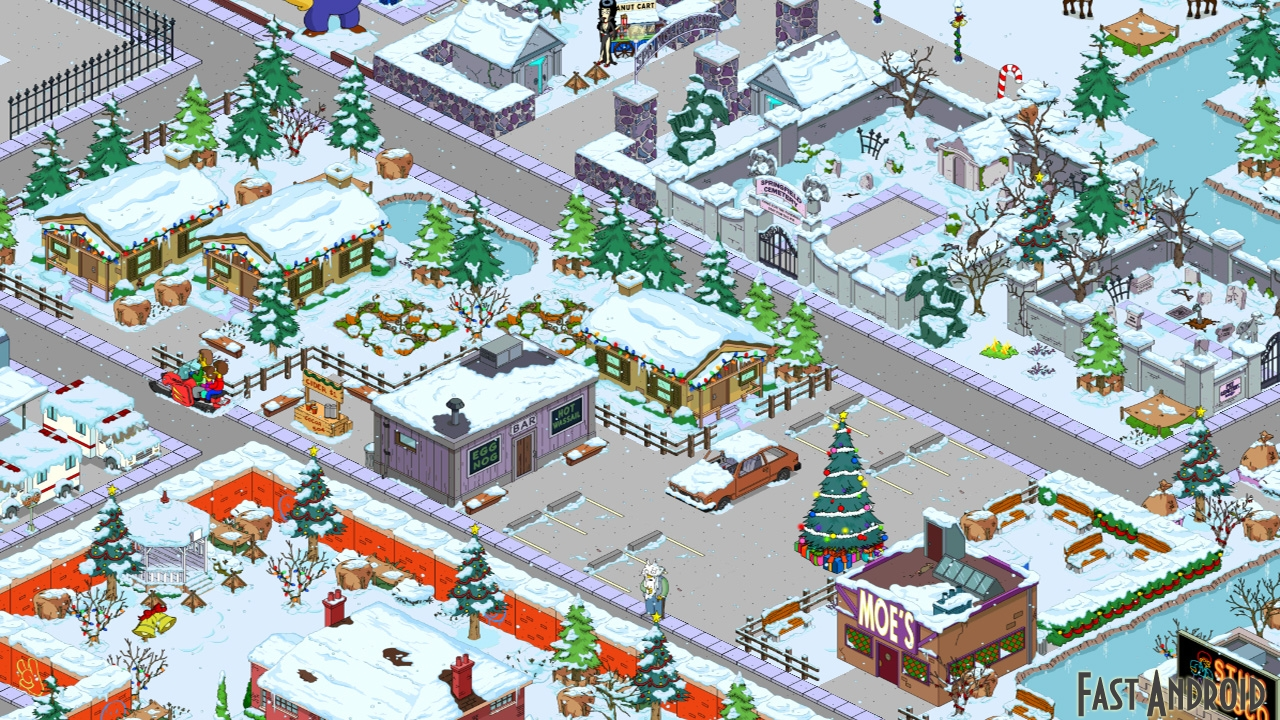The Simpsons: Tapped Out (Mod) Android » …