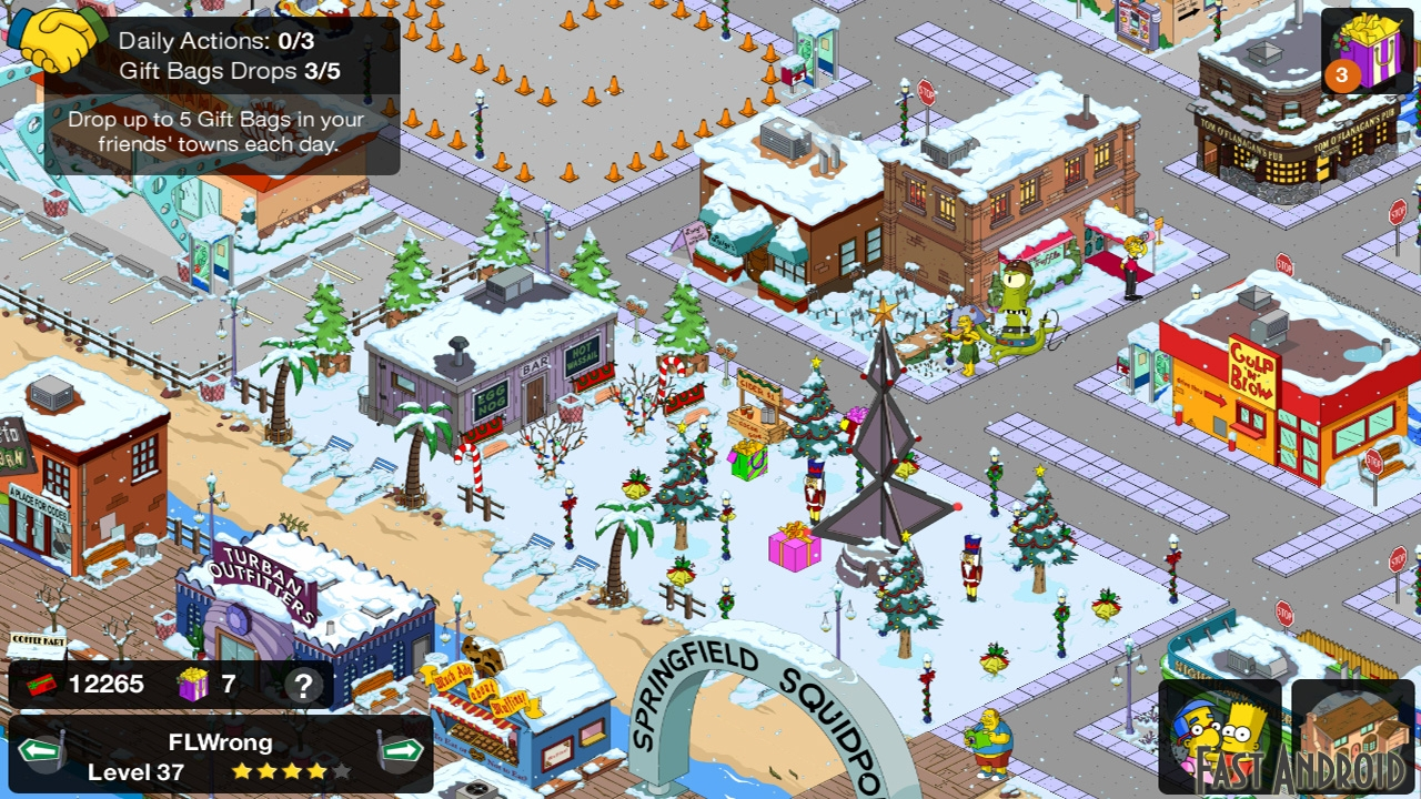The Simpsons: Tapped Out на андроид скачать …