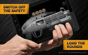 Приложение Weaphones Gun Simulator