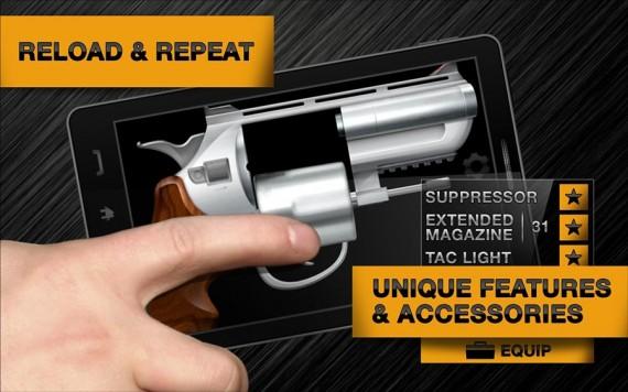 Weaphones Gun Simulator симулятор огнестрельного оружия